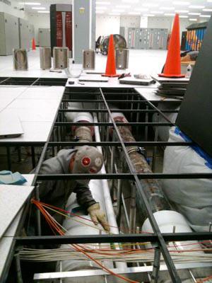 USA Department of Energy Freeze Plug
